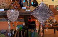 handcrafted copper art new mexico